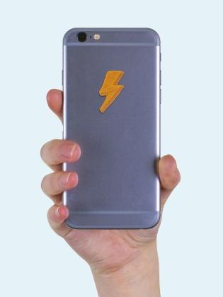 Lightning Bolt - Sticker Patch