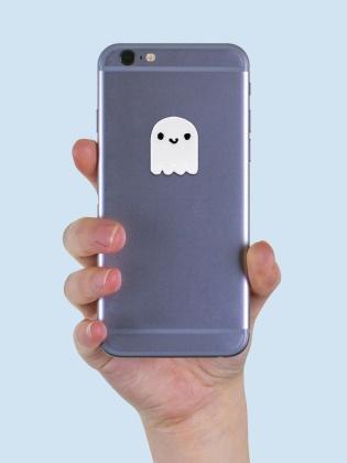 Happy Ghost - Sticker Patch