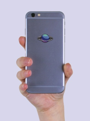 Saturn - Sticker Patch