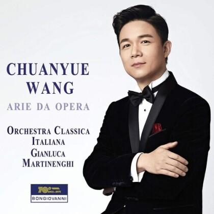 Chuanyue Wang, Gianluca Martinenghi & Orchestra Classica Italiana - Arie Da Opera