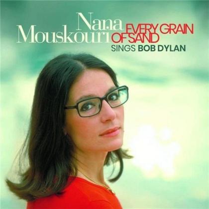 Nana Mouskouri & Bob Dylan - Every Grain Of Sand - Sings Bob Dylan (LP)