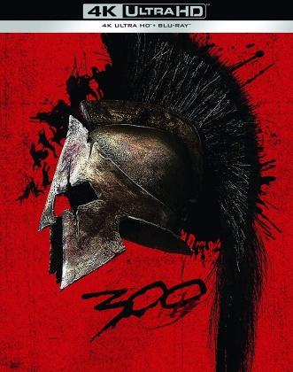 300 (2006) (Limited Ultimate Edition, 4K Ultra HD + Blu-ray)