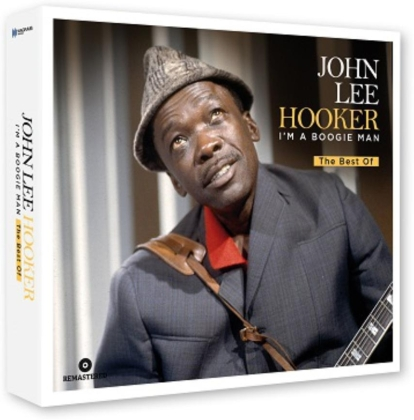 John Lee Hooker - Best Of - The Boogie Man (2 CDs)