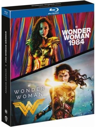 Wonder Woman (2017) / Wonder Woman 1984 (2020) (2 Blu-ray)