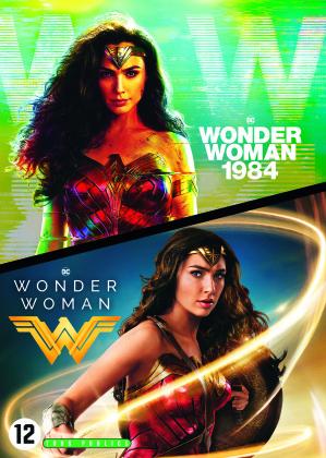 Wonder Woman (2017) / Wonder Woman 1984 (2020) (2 DVD)