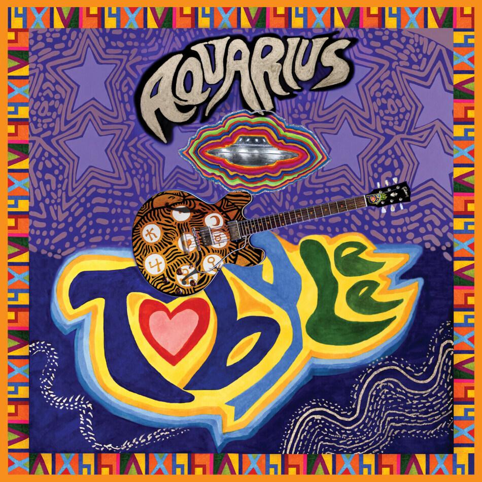 Toby Lee - Aquarius (Gatefold, LP)