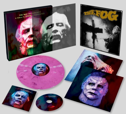 Way Of Darkness: A Tribute To John Carpenter (Deluxe Edition, LP + CD)