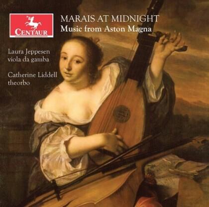 Marin Marais (1656-1728), Catherine Liddell & Laura Jeppesen - Marais At Midnight