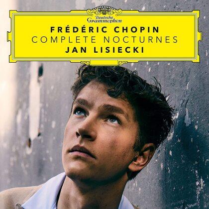 Frédéric Chopin (1810-1849) & Jan Lisiecki - Complete Nocturnes (2 CDs)