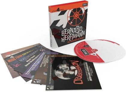 Bernard Herrmann - Film Scores Of Bernard Herrmann - OST (7 CDs)