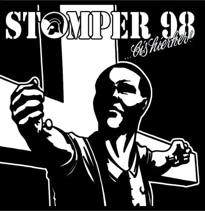 Stomper 98 - Bis Hierher (2021 Reissue, LP)