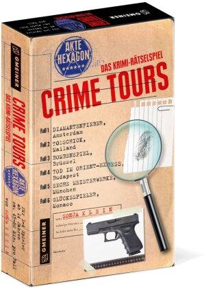 Crime Tours - Akte Hexagon