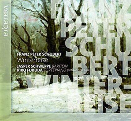 Franz Schubert (1797-1828), Jasper Schweppe & Riko Fukuda - Schwanengesang