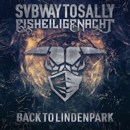 Subway To Sally - Eisheilige Nacht: Back To Lindenpark (Mediabook, 2 CDs + DVD + Blu-ray)