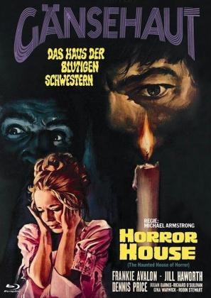 Gänsehaut - Das Haus der blutigen Schwestern (1969) (Kleine Hartbox, Limited Edition)