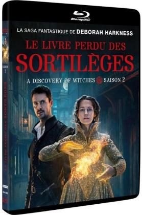 Le livre perdu des sortilèges - A Discovery of Witches - Saison 2 (2 Blu-rays)