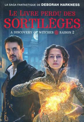 Le livre perdu des sortilèges - A Discovery of Witches - Saison 2 (3 DVDs)