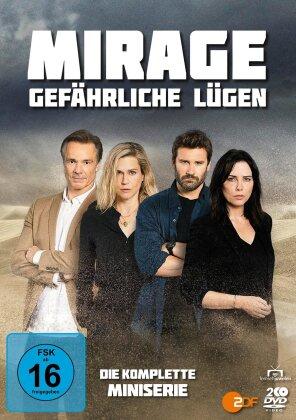 Mirage - Gefährliche Lügen - Die komplette Miniserie (2 DVDs)