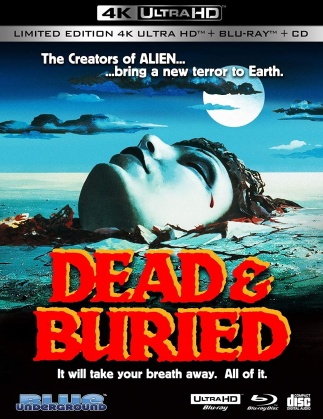 Dead & Buried (1981) (Edizione Limitata, 4K Ultra HD + Blu-ray + CD)