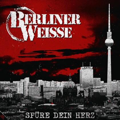 Berliner Weisse - Spüre Dein Herz (Limited Edition, Red Vinyl, 2 LPs)