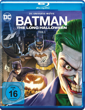 Batman - The Long Halloween - Teil 1 (2021)