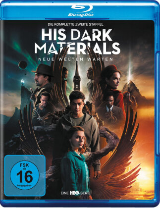 His Dark Materials - Staffel 2 (2 Blu-rays)