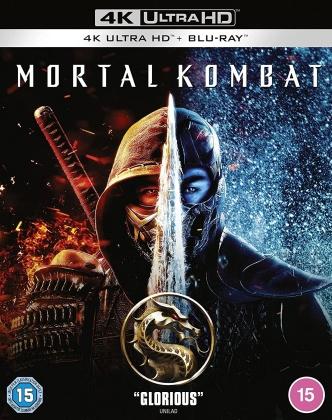 Mortal Kombat (2021) (4K Ultra HD + Blu-ray)