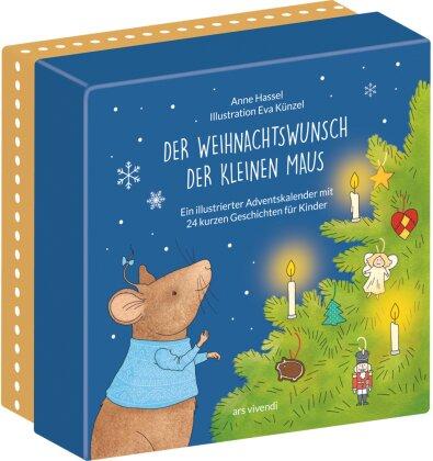 Der Weihnachtswunsch der kleinen Maus (Neuauflage)