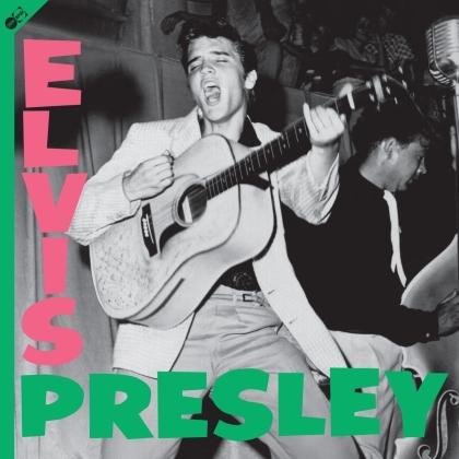 Elvis Presley - --- (2021 Reissue, Jazz Images, LP + CD)