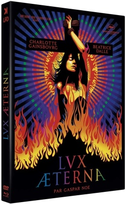 Lux Aeterna (2019) (Blu-ray + DVD)