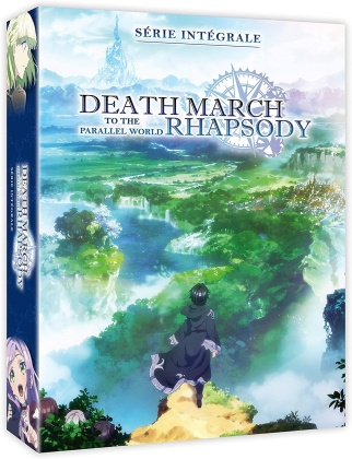 Death March to the Parallel World Rhapsody - Intégrale (2 DVDs)