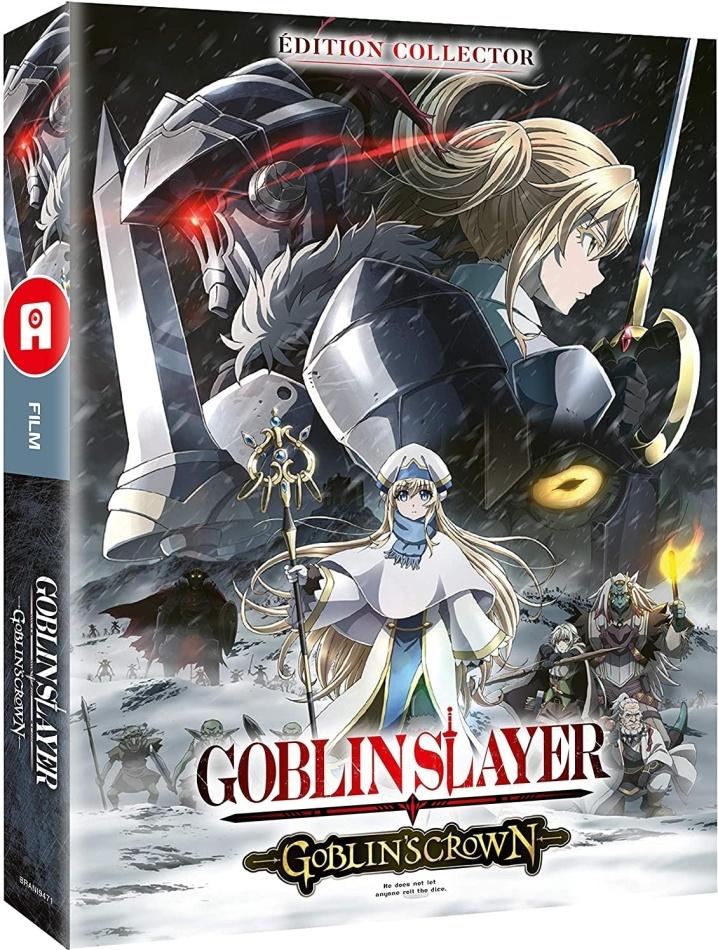Goblin Slayer - Goblin's Crown - le Film (2020) (Version Non-Censurée, Collector's Edition, Mediabook, Blu-ray + DVD)