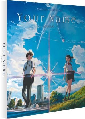 Your Name. (2016) (Limited Collector's Edition, 4K Ultra HD + Blu-ray)
