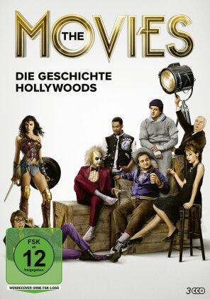 The Movies – Die Geschichte Hollywoods (3 DVDs)