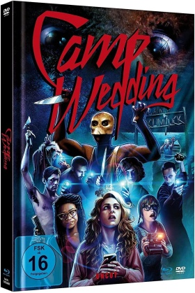 Camp Wedding (2019) (Limited Edition, Mediabook, Uncut, Blu-ray + DVD)