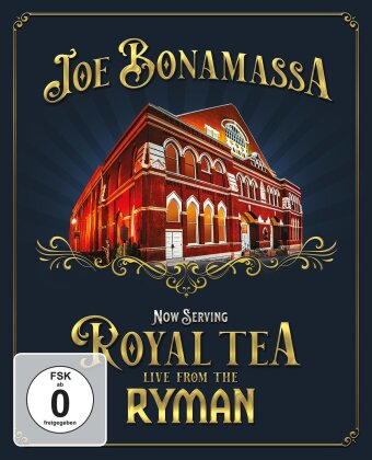 Joe Bonamassa - Now Serving: Royal Tea Live From The Ryman