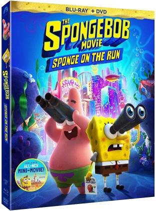 The Spongebob Movie - Sponge On The Run (2020) (2 Blu-rays)