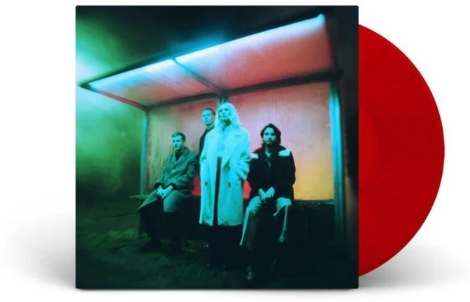 Wolf Alice - Blue Weekend (Indies Only, 140 Gramm, Limited Edition, Transparent Red Vinyl, LP)