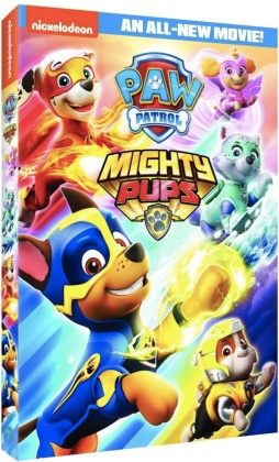 Paw Patrol - Mighty Pups (Neuauflage)