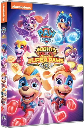 Paw Patrol - Mighty Pups Super Paws (Neuauflage)