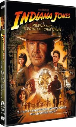 Indiana Jones e il Regno del Teschio di Cristallo (2008) (Riedizione)