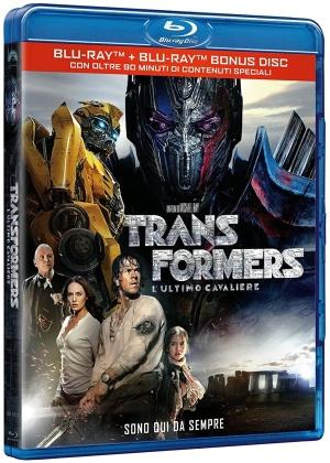 Transformers 5 - L'ultimo cavaliere (2017) (Riedizione, 2 Blu-ray)