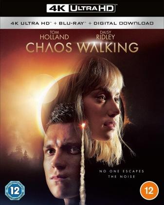 Chaos Walking 4K (2021) (4K Ultra HD + Blu-ray)