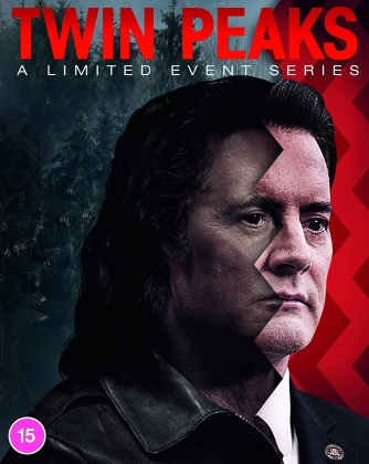 Twin Peaks - Season 3 - A Limited Event Series (7 Blu-rays)
