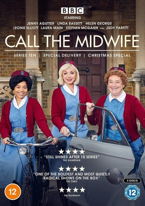 Call The Midwife - Season 10 (BBC, 3 DVDs)