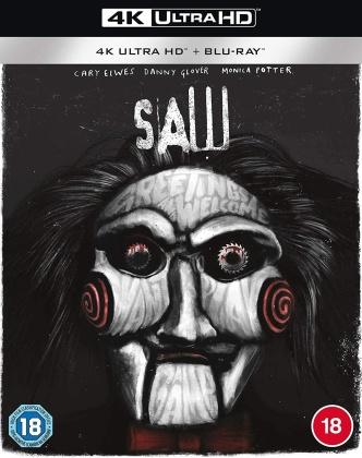 Saw (2004) (4K Ultra HD + Blu-ray)