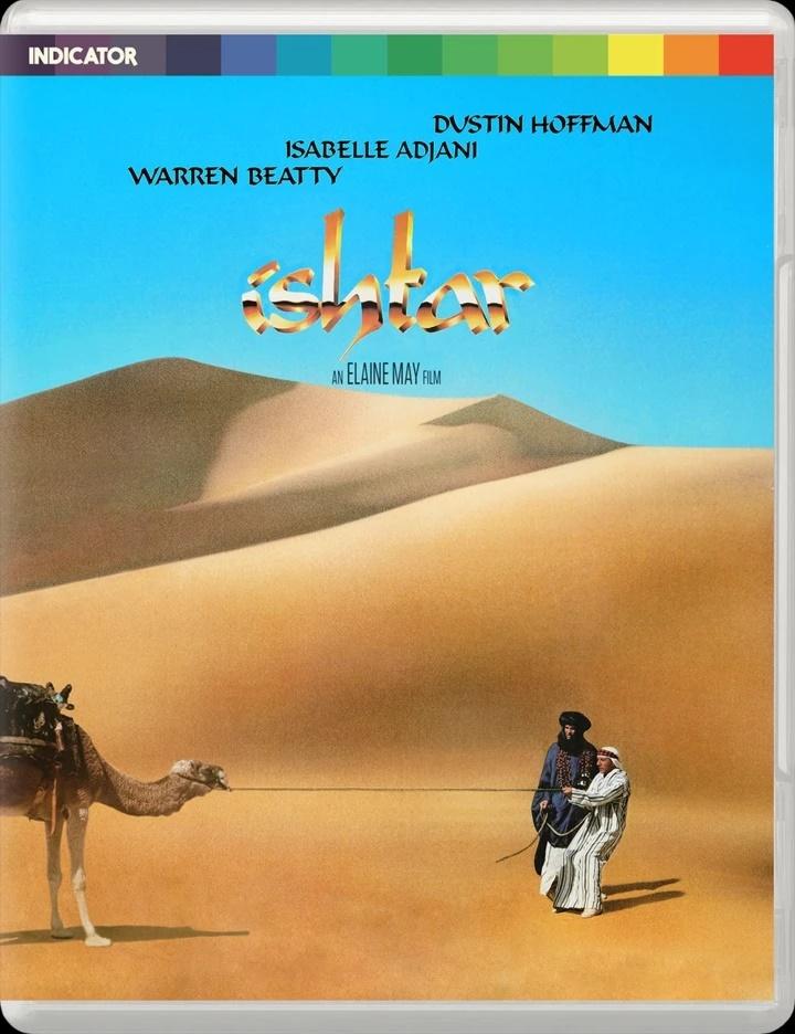 Ishtar (1987) (Theatrical Version, Director's Cut, Edizione Limitata)