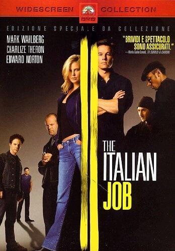 The Italian Job (2003) (Collector's Edition)