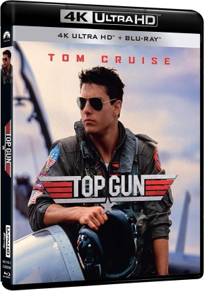 Top Gun (1986) (Riedizione, 4K Ultra HD + Blu-ray)
