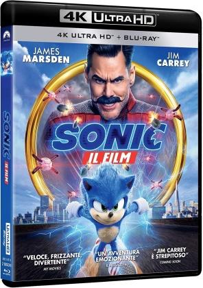 Sonic - Il Film (2019) (Neuauflage, 4K Ultra HD + Blu-ray)